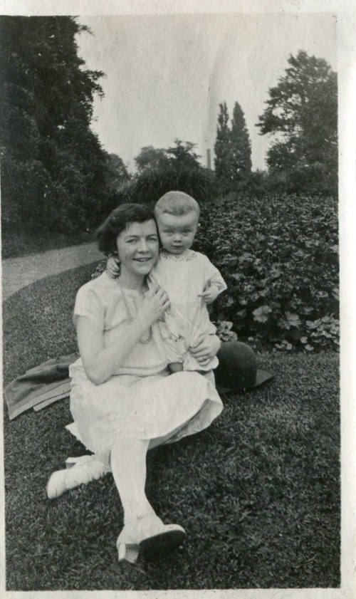 Mary and Junior 1926