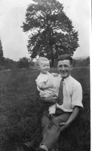 George and Junior 1926