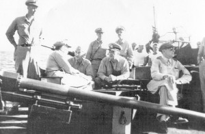 MacArthur on PT 373