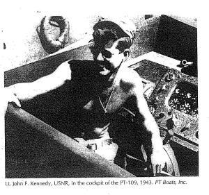 JFK on PT 109