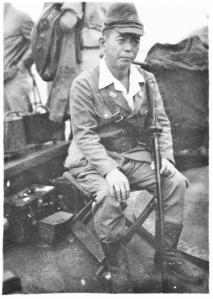Unnamed Japanese officer