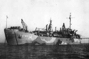 PT Tender USS Alecto