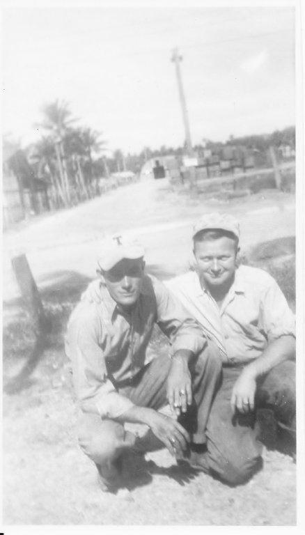 Tom & Red 1945