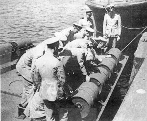 Getting a feel for depth charges