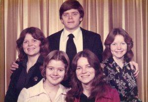 Stahley kids 1975
