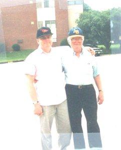 Steve & Red in '92