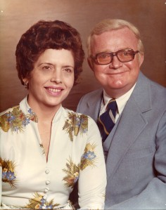 Rita and Red in 1975