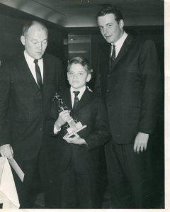football award 1963