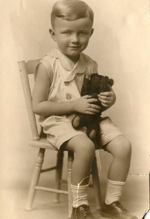 George J. (Red) Stahley - Happy Birthday!