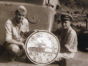 Proud PT sailors