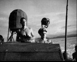 New Guinea 1943 on patrol