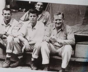 JFK &  officers