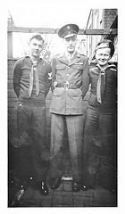 Red, Joe Mulhern, & unamed friend