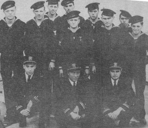 D-Day PT Crew