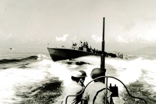 Panama training run 1943