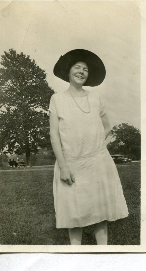 Mary Young Stahley 1926