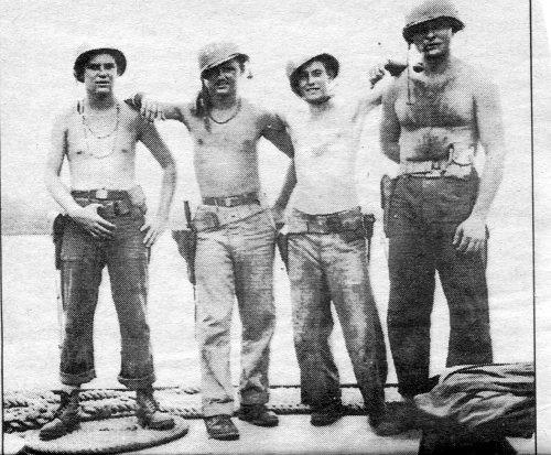 Classic PT pose