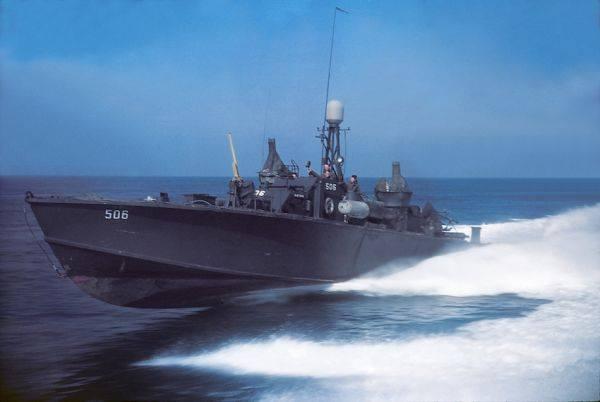PT 506 in color